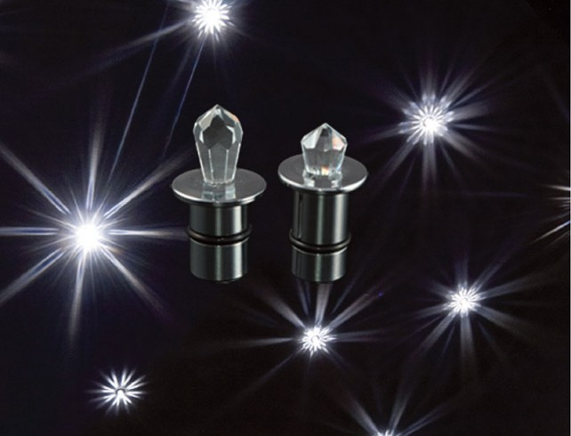 fibre optic crystal ceiling kit by Unlimited Light
